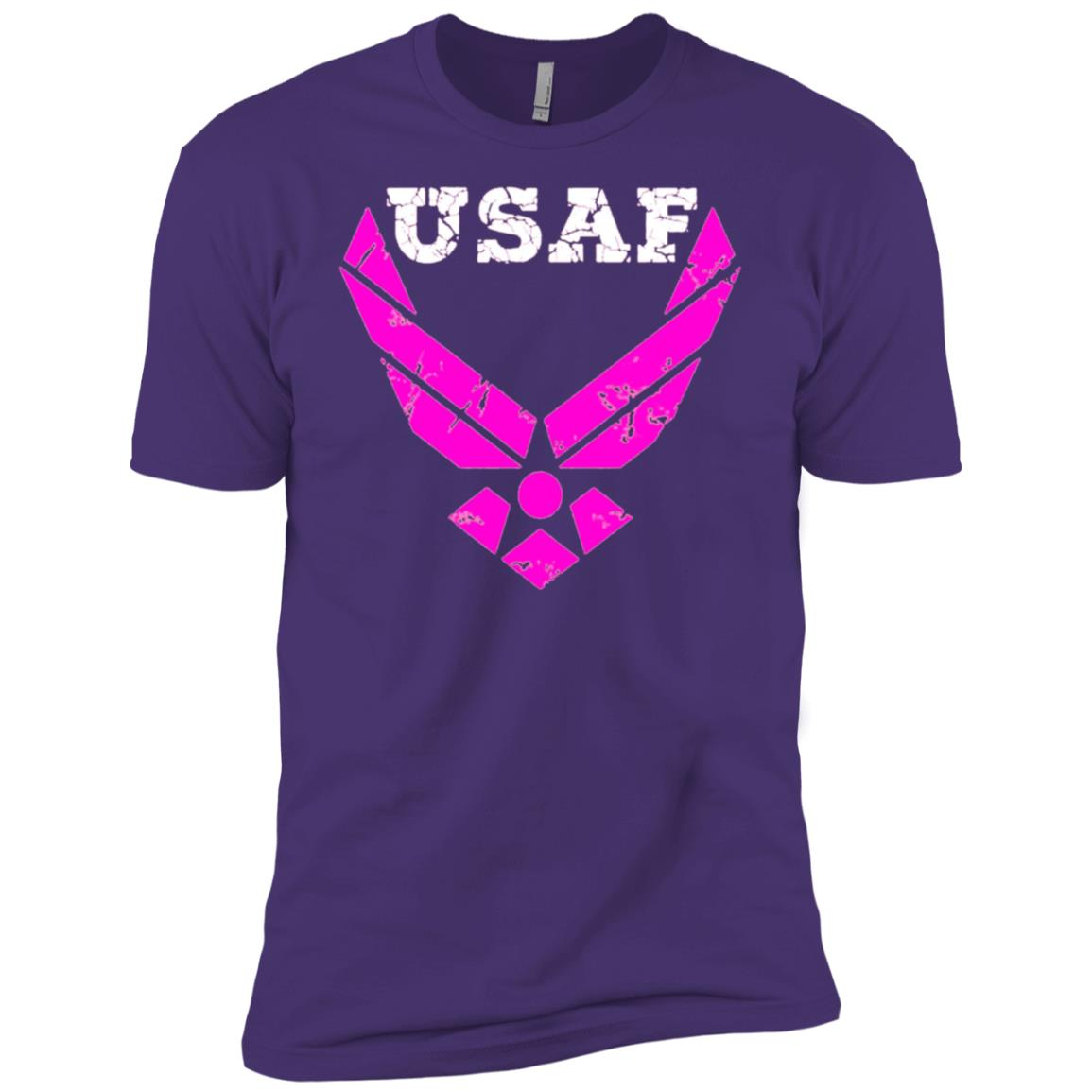 U.S. Air Force For Women – Air Force USAF Men Short Sleeve T-Shirt