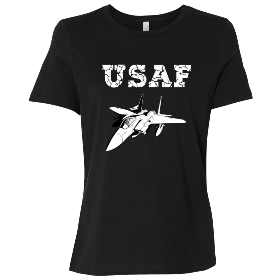 U.S. Air Force Original F-15 Women Short Sleeve T-Shirt