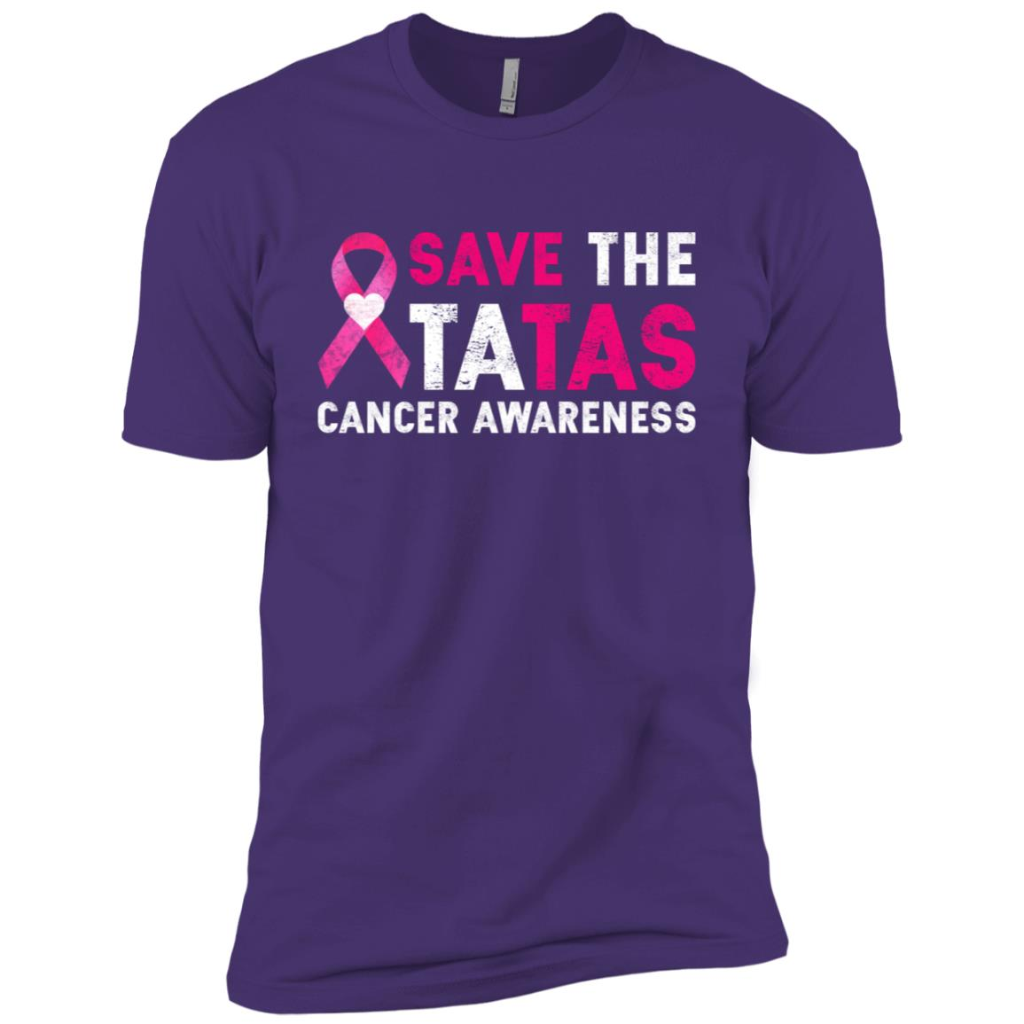 Save The Tatas – Save The Tatas For Men Women Men Short Sleeve T-Shirt