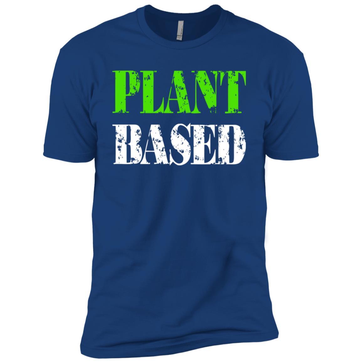 Plant Based Gift For Vegans And Plant Lovers Men Short Sleeve T-Shirt