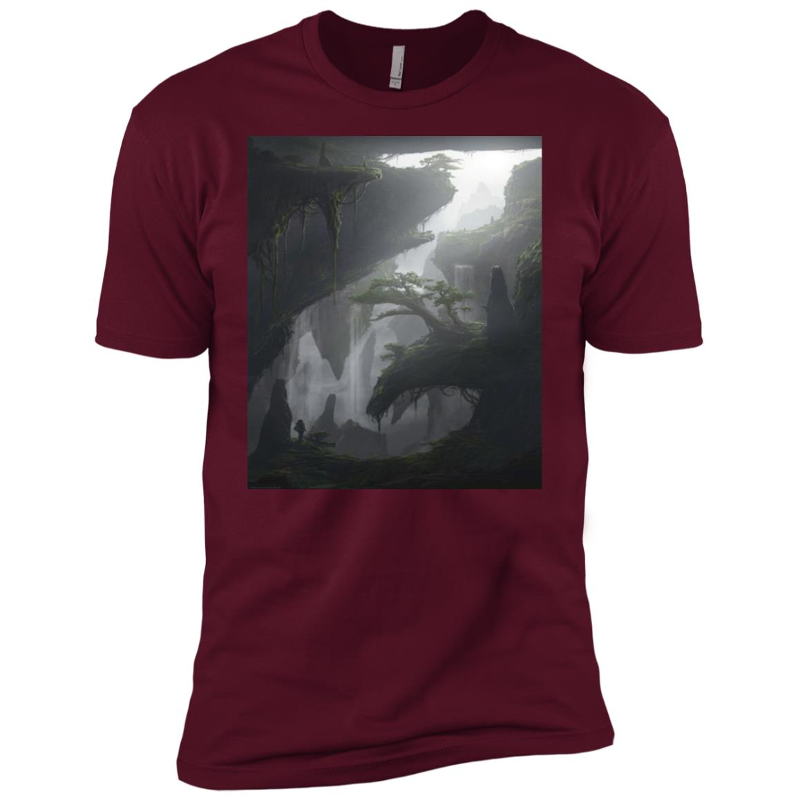 Soul of the forest Men Short Sleeve T-Shirt