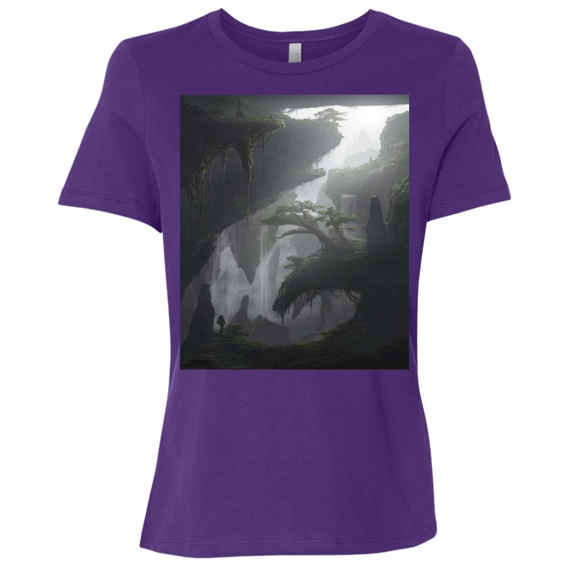 Soul of the forest Women Short Sleeve T-Shirt