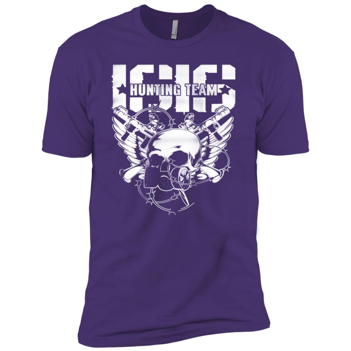 Hunting Team Swea for Men -Tee for Men Men Short Sleeve T-Shirt