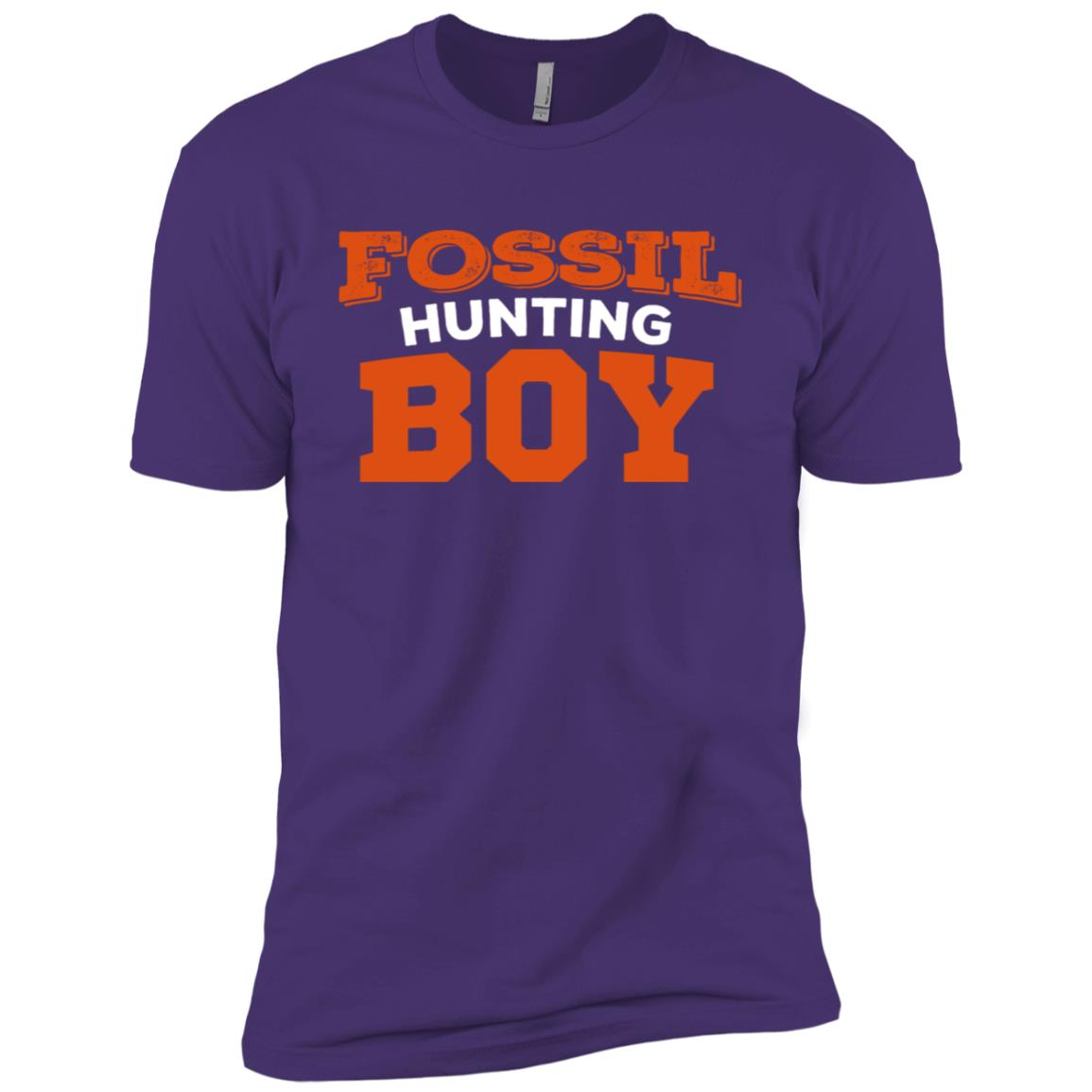 Fossil Hunting for Fossil Hunters & Paleontologists Men Short Sleeve T-Shirt