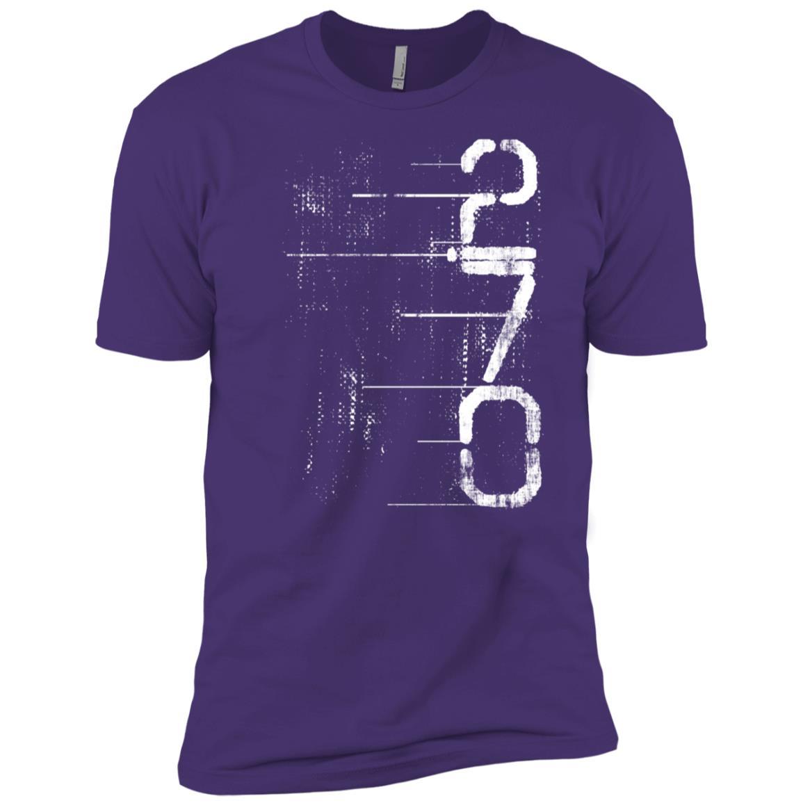 270 Ammo Shooting Firing Range Huntings Gun Lovers Tee Men Short Sleeve T-Shirt