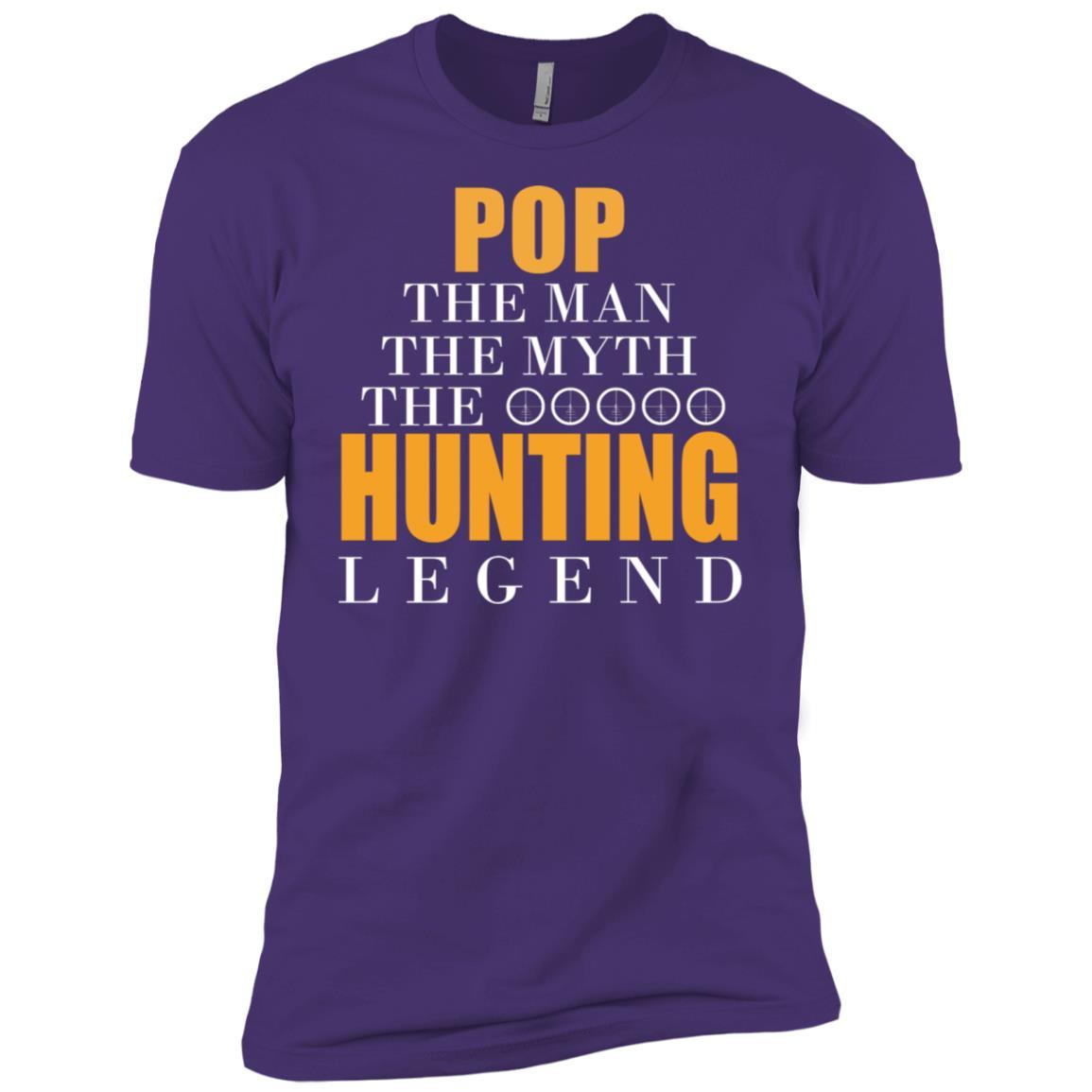Funny Hunting Quote Deer Outdoor Hobbies-6 Men Short Sleeve T-Shirt