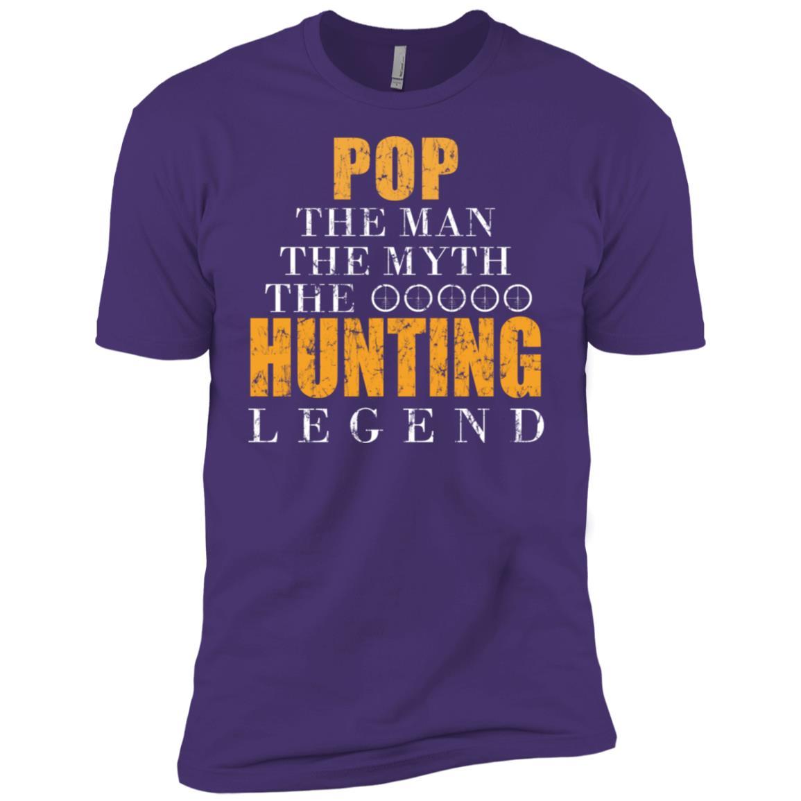 Funny Hunting Quote Deer Outdoor Hobbies-5 Men Short Sleeve T-Shirt