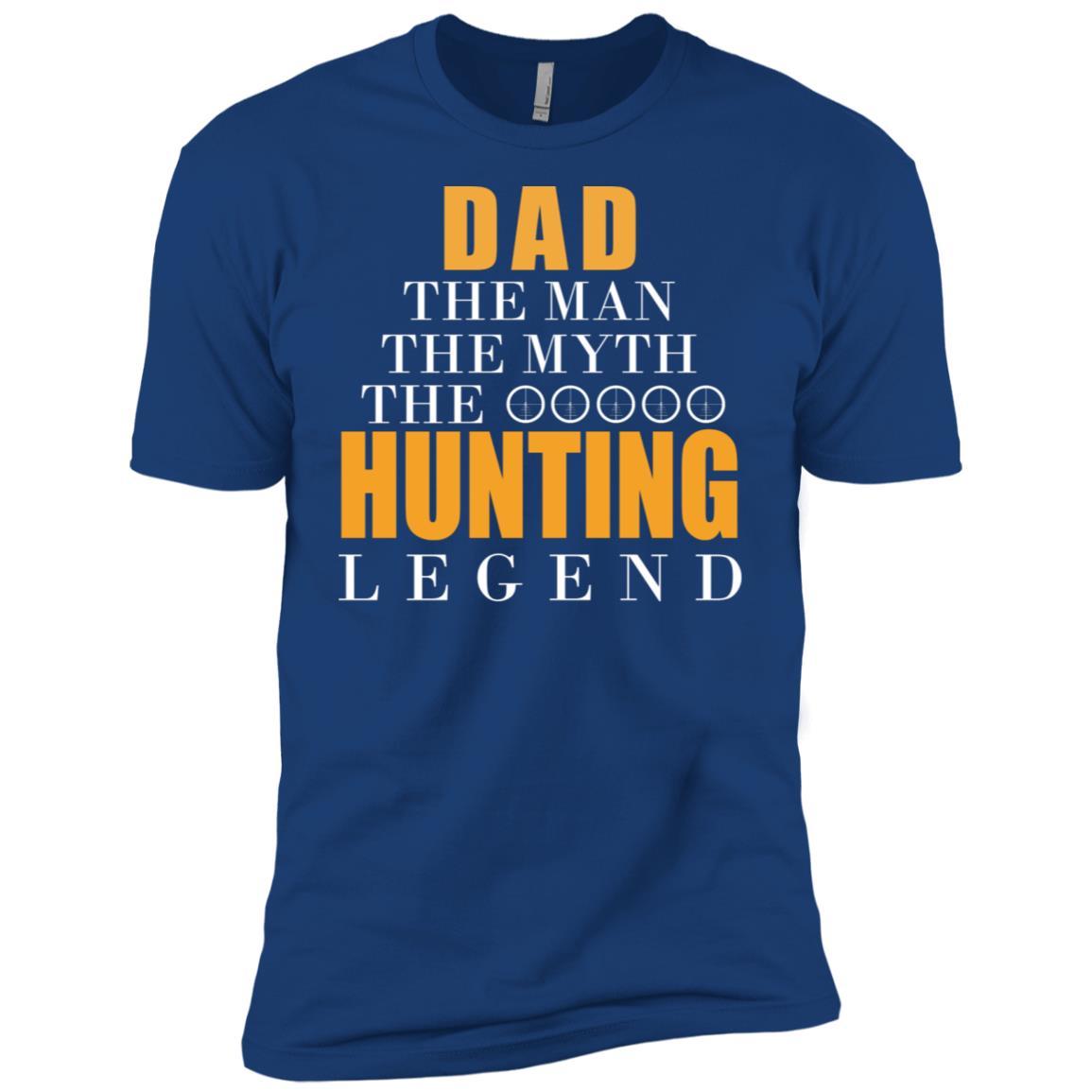 Funny Hunting Quote Deer Outdoor Hobbies-4 Men Short Sleeve T-Shirt