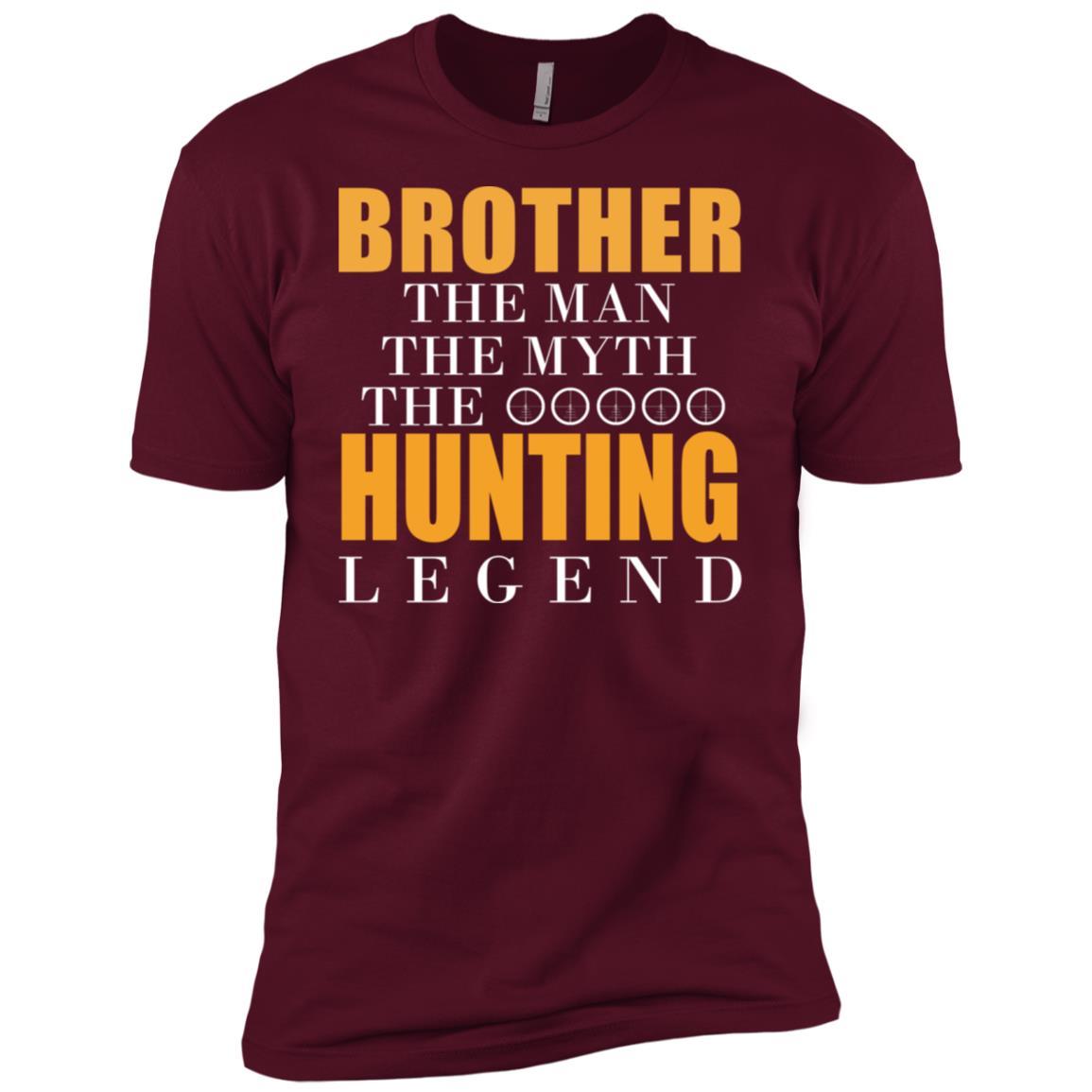 Funny Hunting Quote Deer Outdoor Hobbies-3 Men Short Sleeve T-Shirt