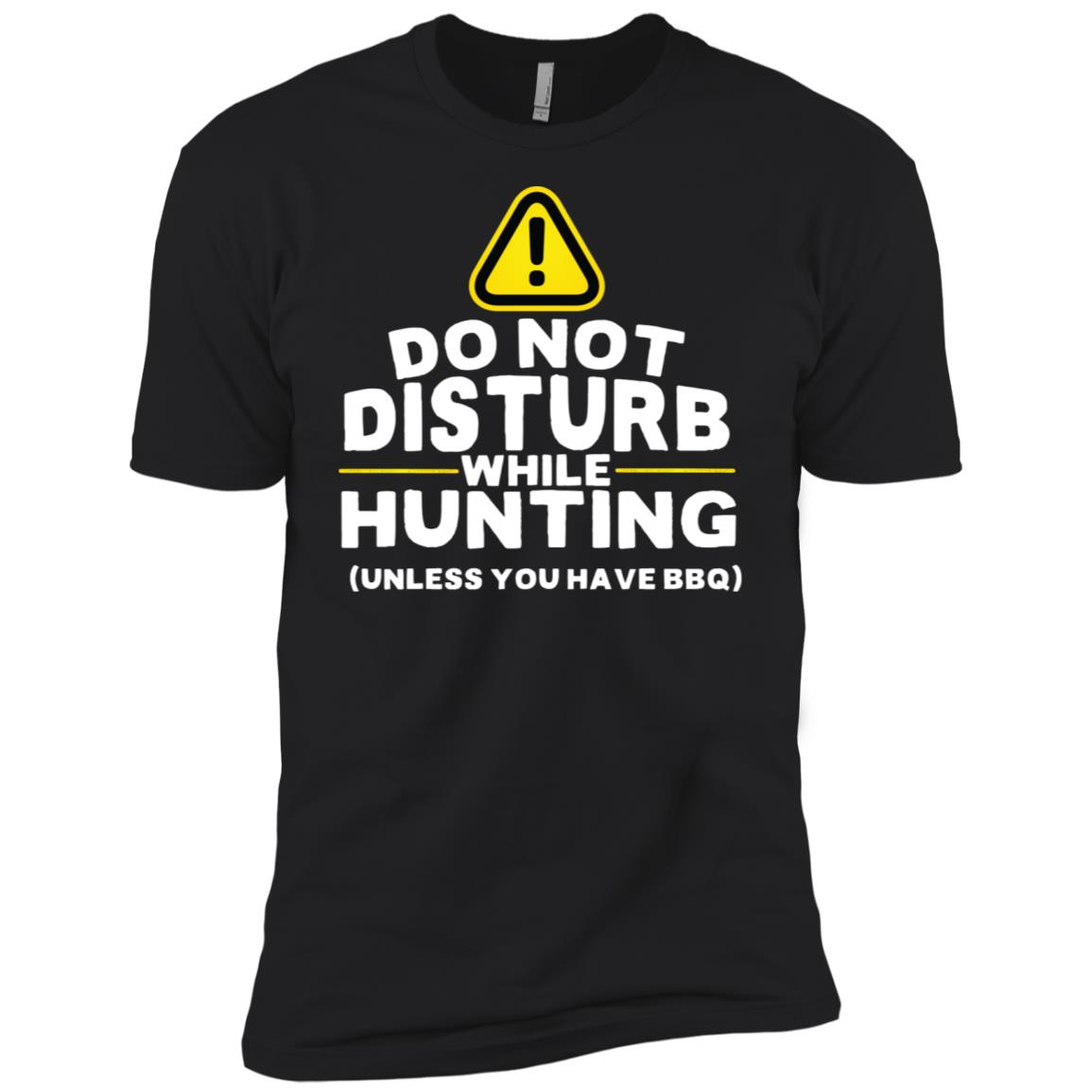Funny Hunting Bbq lovers Gift Men Short Sleeve T-Shirt