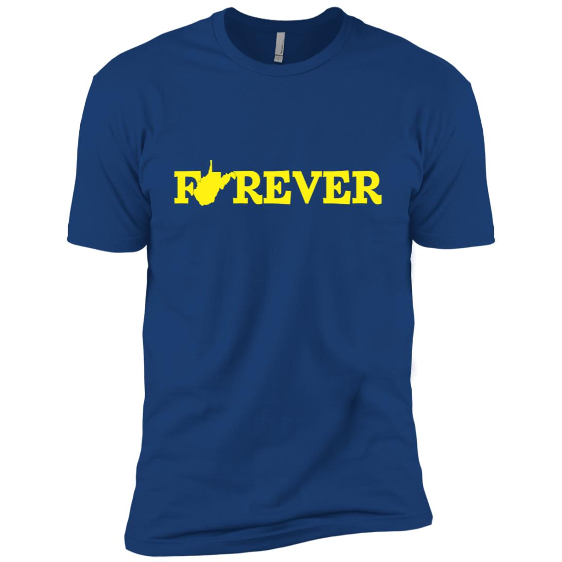 Forever West Virginia Men Short Sleeve T-Shirt