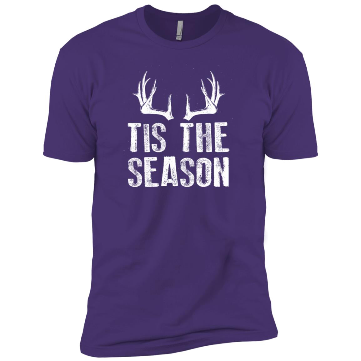 Deer Hunting Season Buck for Hunters Gift Men Short Sleeve T-Shirt