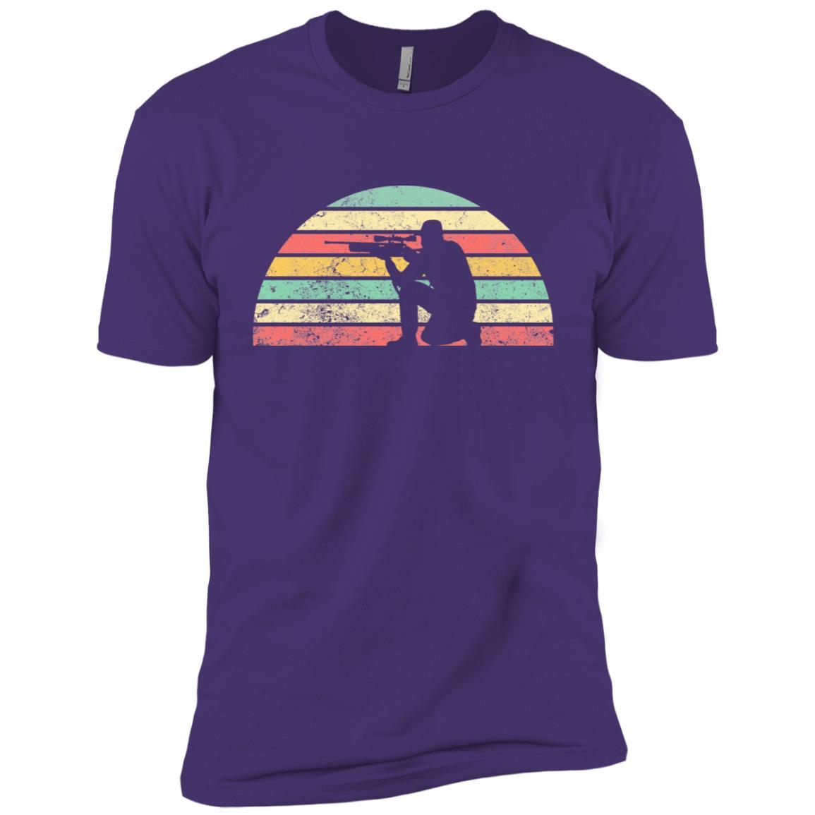 Hunting for Men Deer Hunter Gift Men Short Sleeve T-Shirt