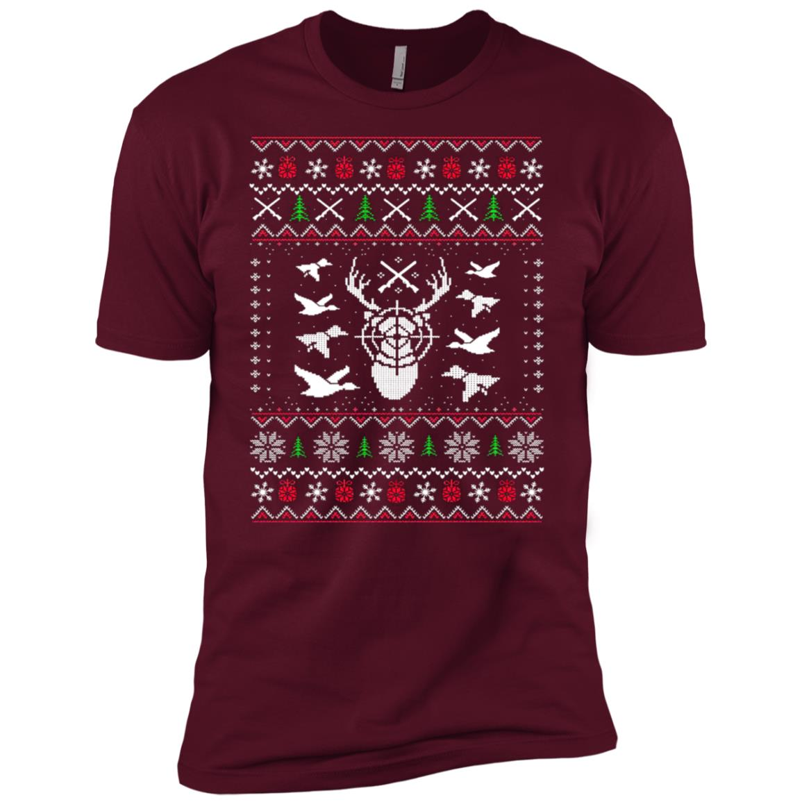 Hunting Men Short Sleeve T-Shirt
