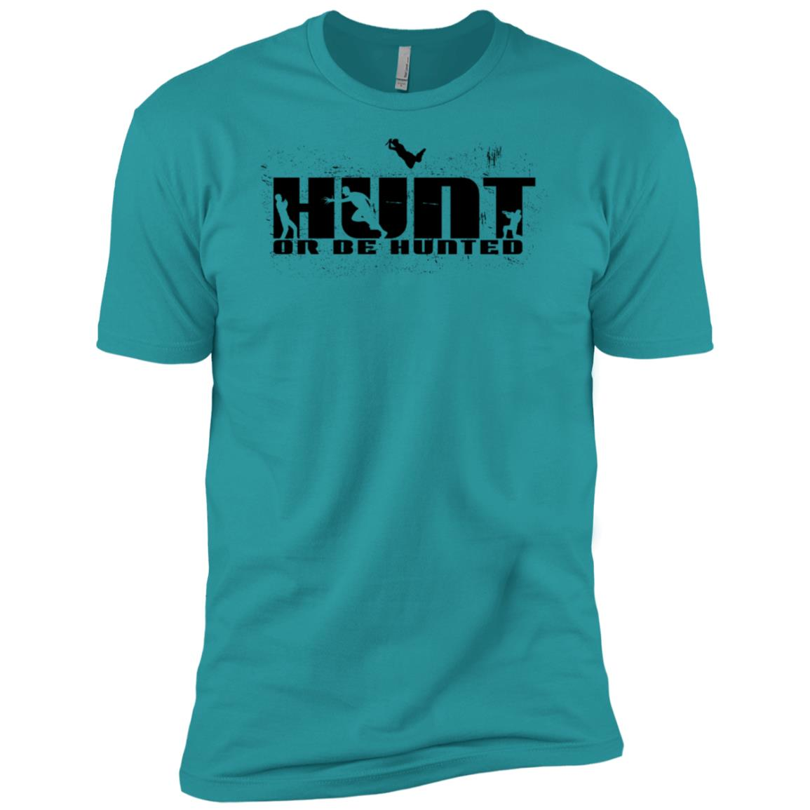 Hunt Or Be Hunted! vampire hunting Men Short Sleeve T-Shirt