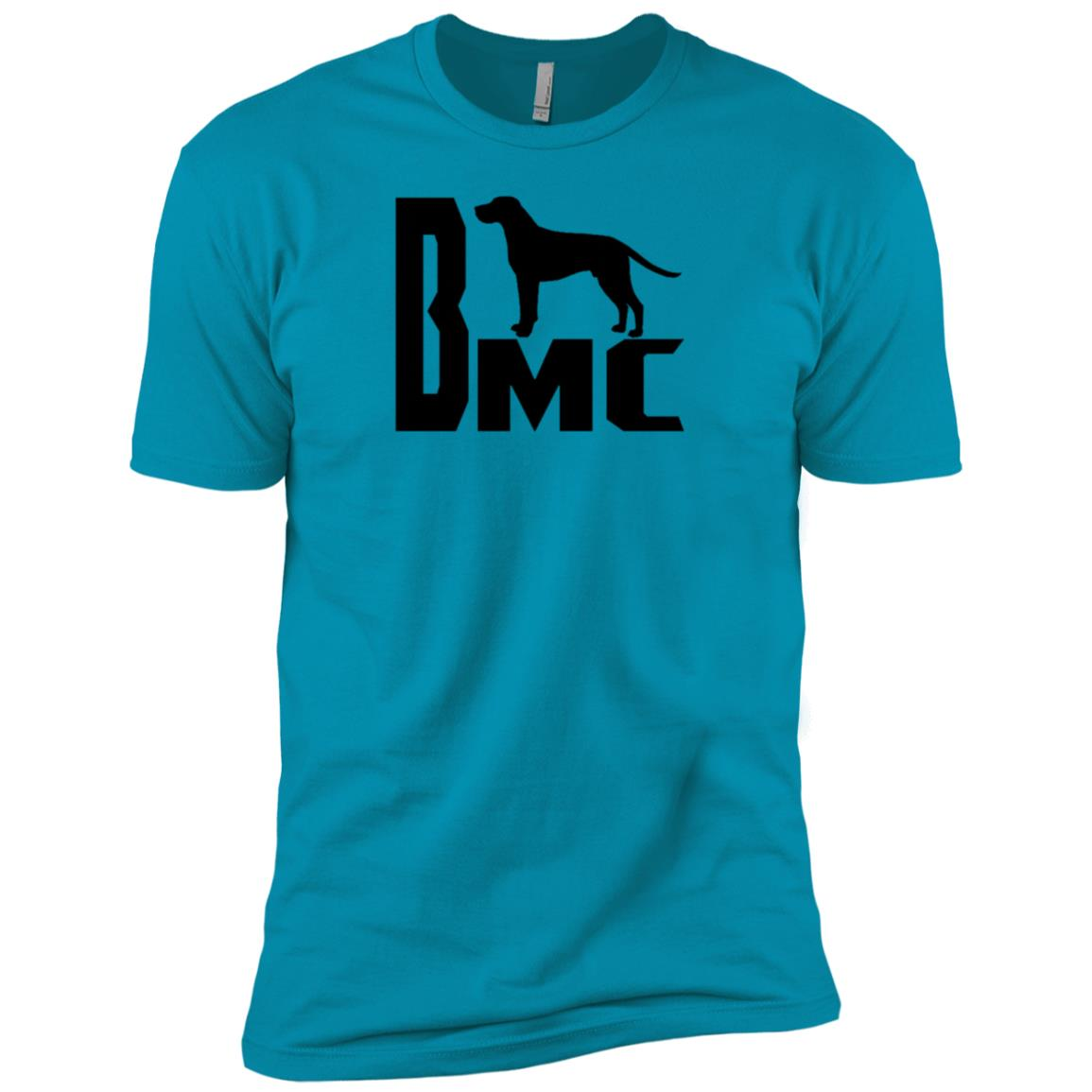 Black Mouth Cur for Hunters, Animal, and Dog Lovers Men Short Sleeve T-Shirt