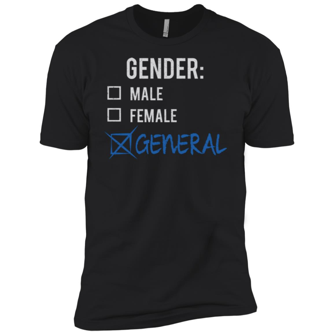 Male Female General Gender Nonbinary Trans Men Short Sleeve T-Shirt