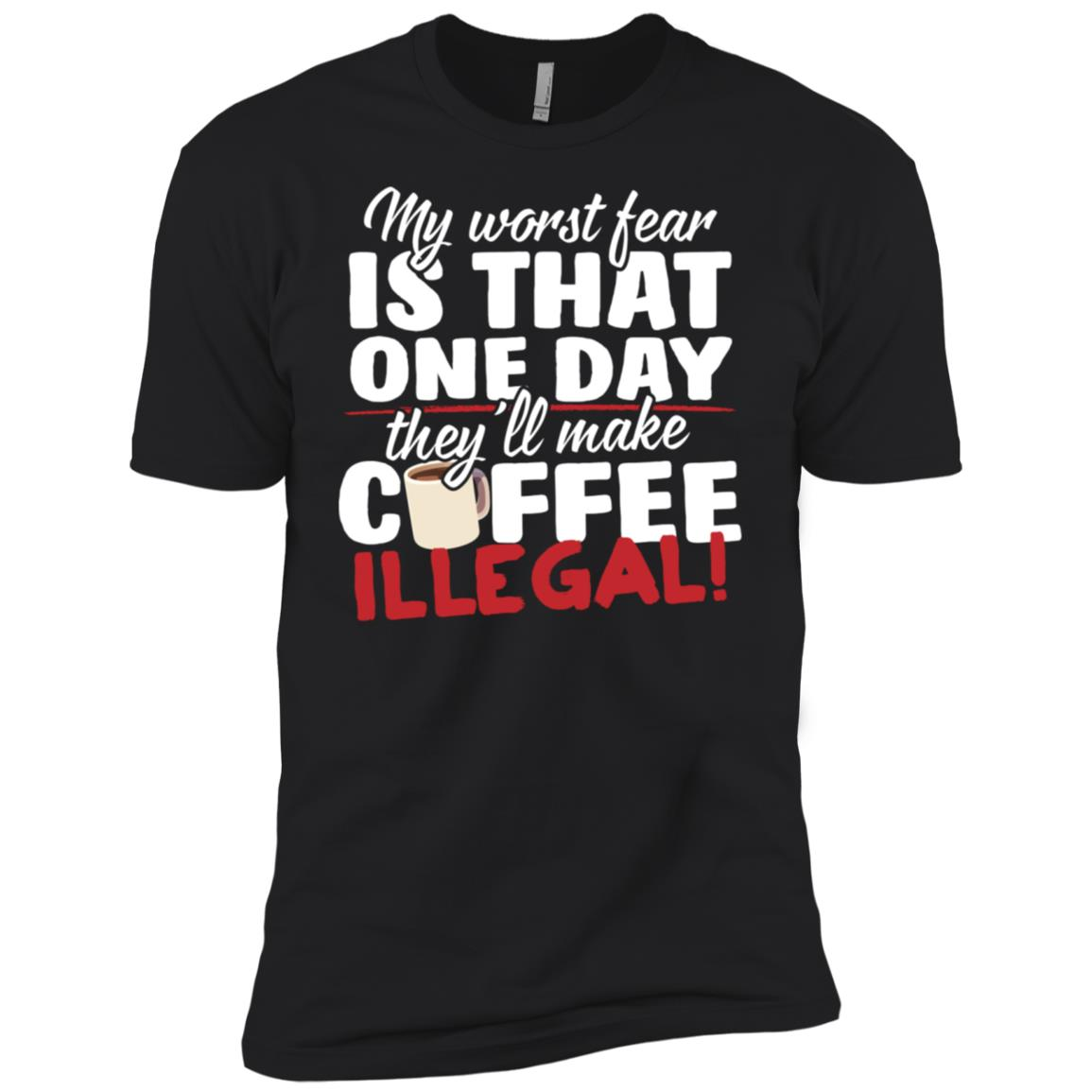 Coffee Java Men Short Sleeve T-Shirt