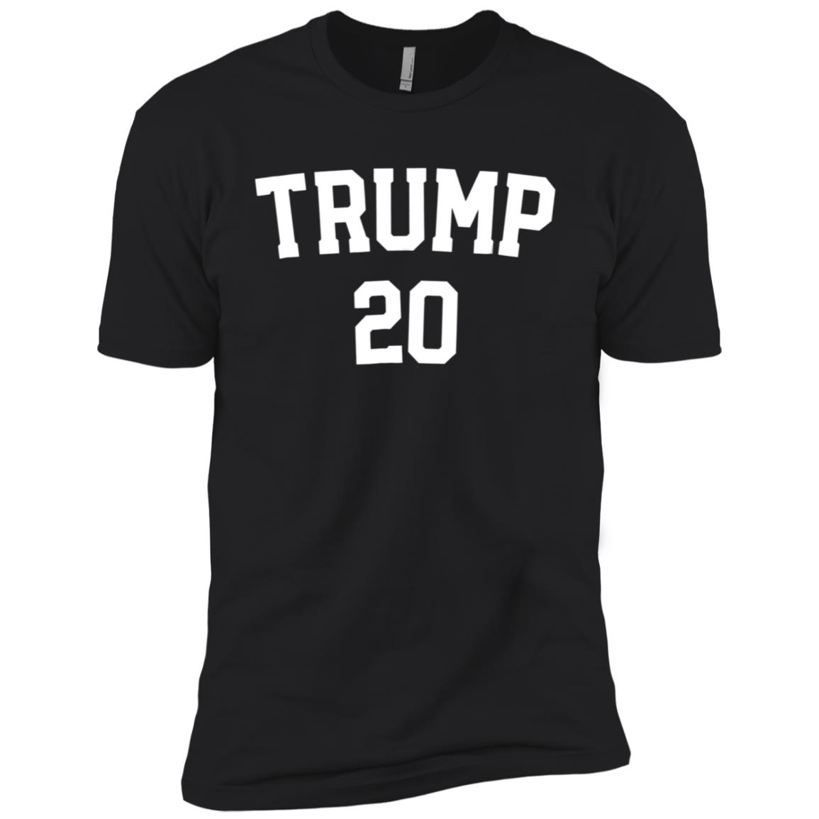 Trump 2020 Re-elect Make Usa Great Again Gop political Men Short Sleeve T-Shirt