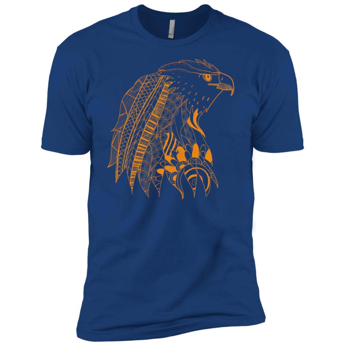 Eagle Adler – Artwork Drawing Men Short Sleeve T-Shirt
