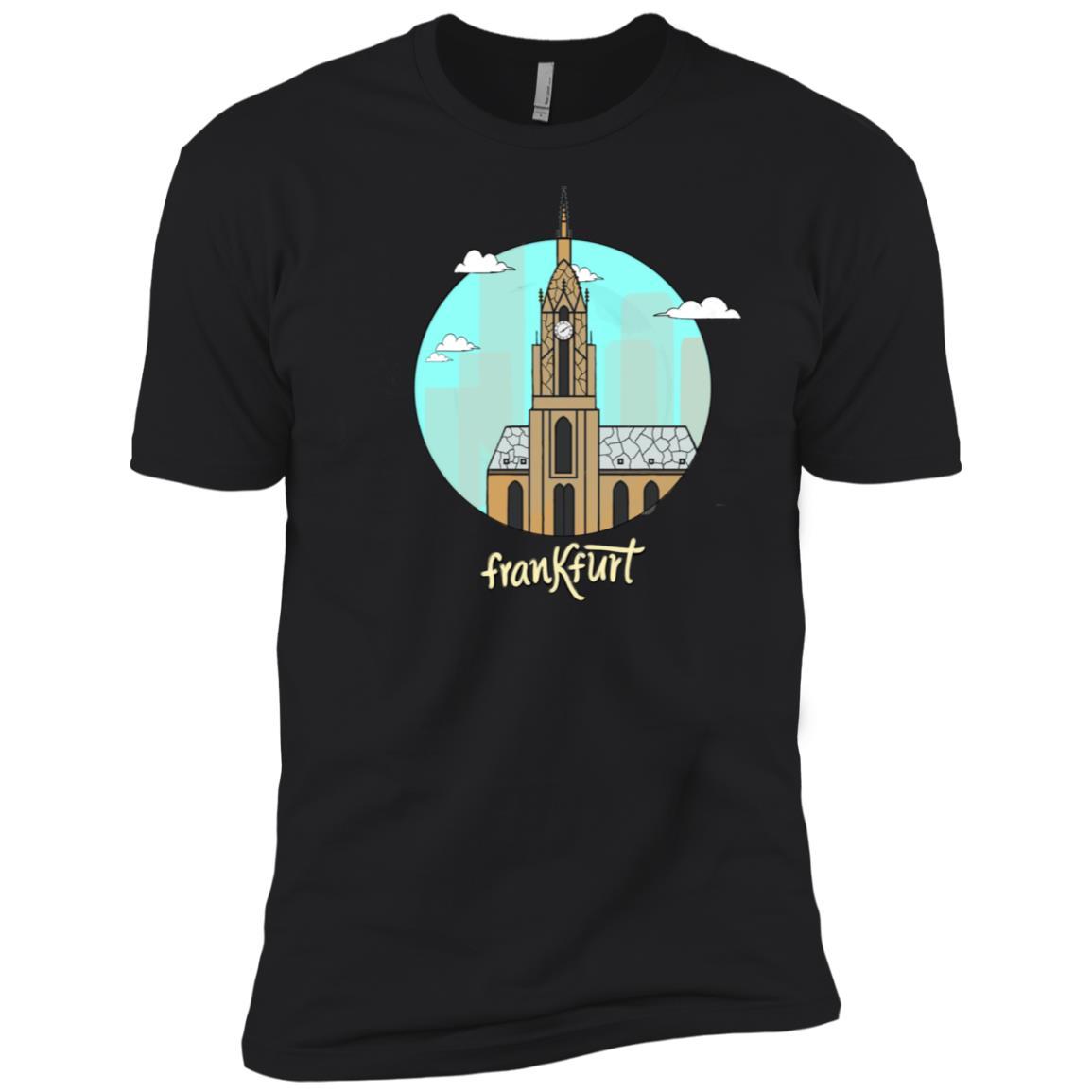 Frankfurt Germany Men Short Sleeve T-Shirt