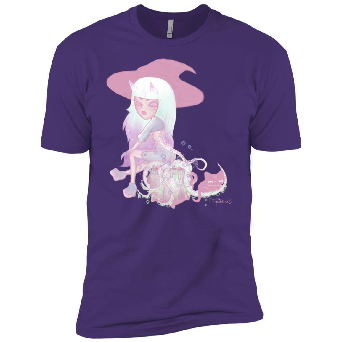 Witches Cauldron Men Short Sleeve T-Shirt