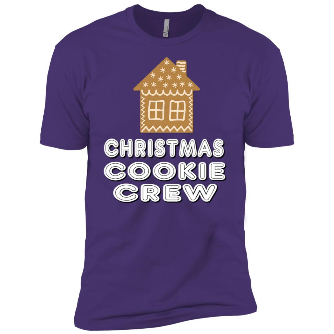 Christmas Baking Team Pajama Cookie Crew -7 Men Short Sleeve T-Shirt
