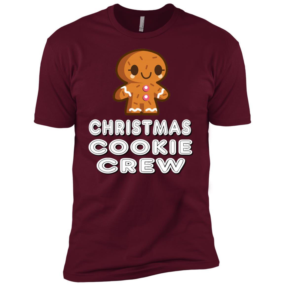 Christmas Baking Team Pajama Cookie Crew -5 Men Short Sleeve T-Shirt
