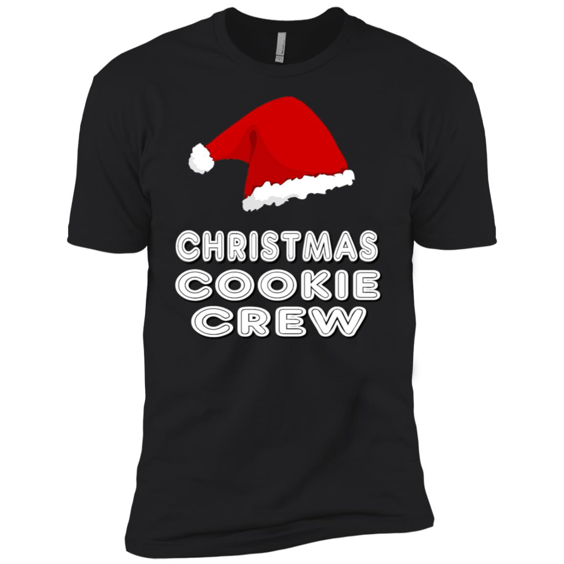 Christmas Baking Team Pajama Cookie Crew -4 Men Short Sleeve T-Shirt
