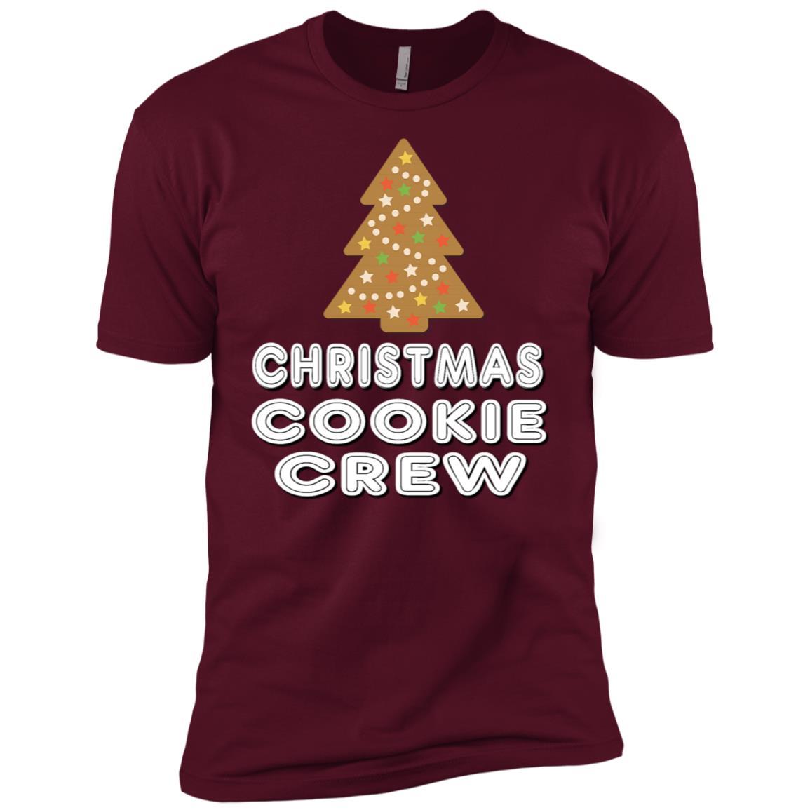 Christmas Baking Team Pajama Cookie Crew -3 Men Short Sleeve T-Shirt