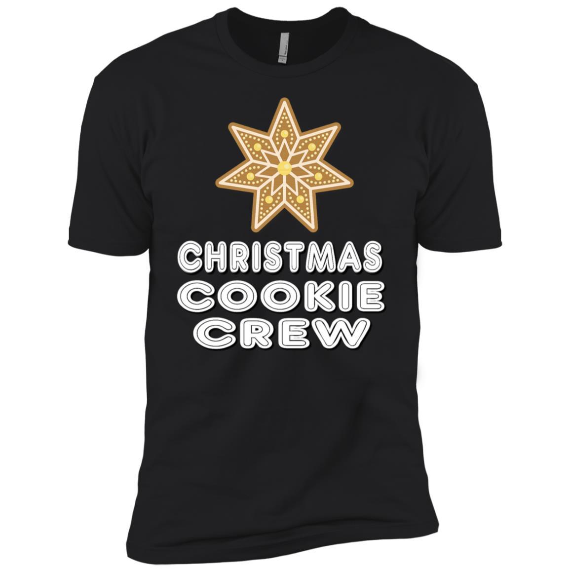 Christmas Baking Team Pajama Cookie Crew -2 Men Short Sleeve T-Shirt