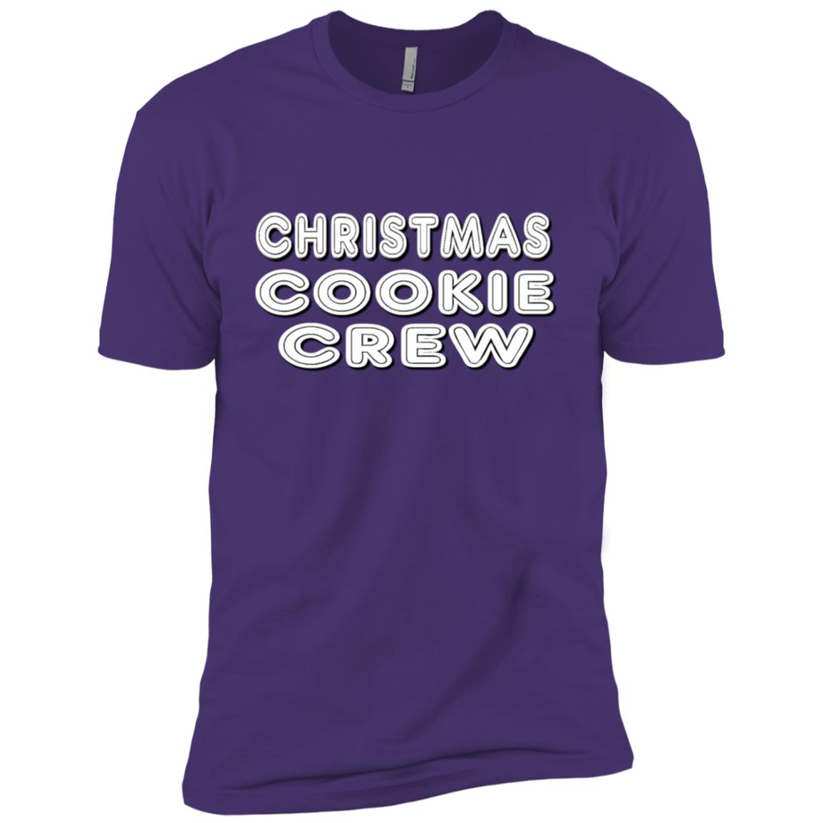 Christmas Baking Team Pajama Cookie Crew Men Short Sleeve T-Shirt