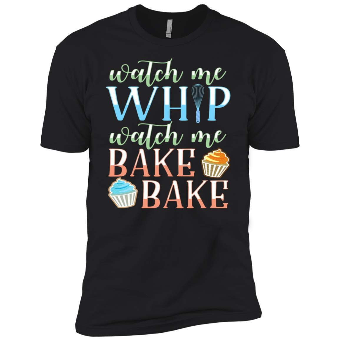 Funny Baking Lover for Child Men Short Sleeve T-Shirt