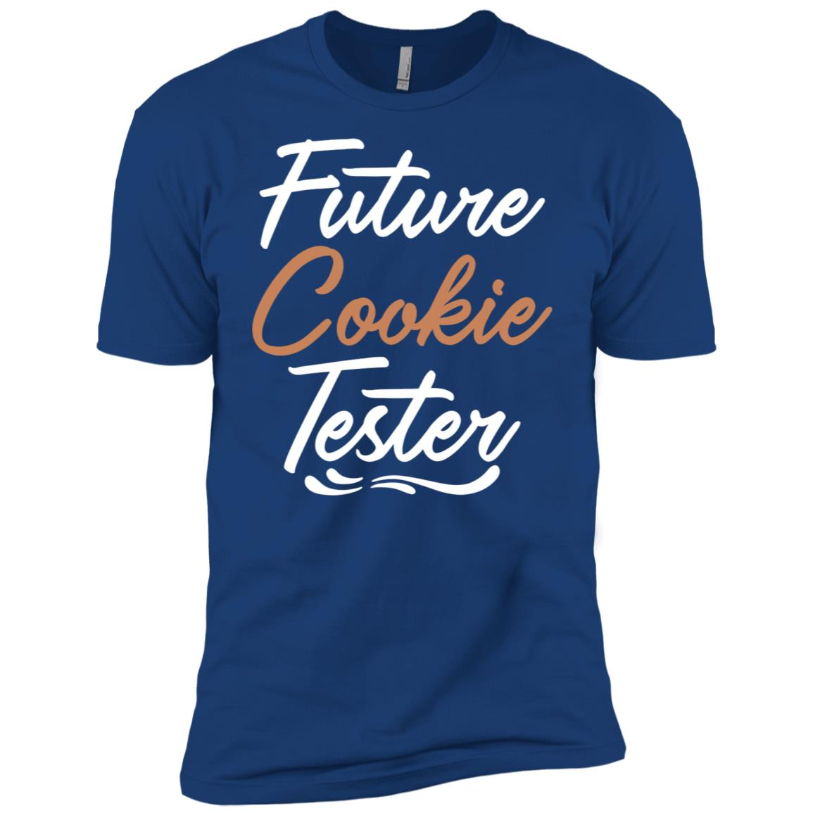 Future Cookie Tester Funny Ch Men Short Sleeve T-Shirt
