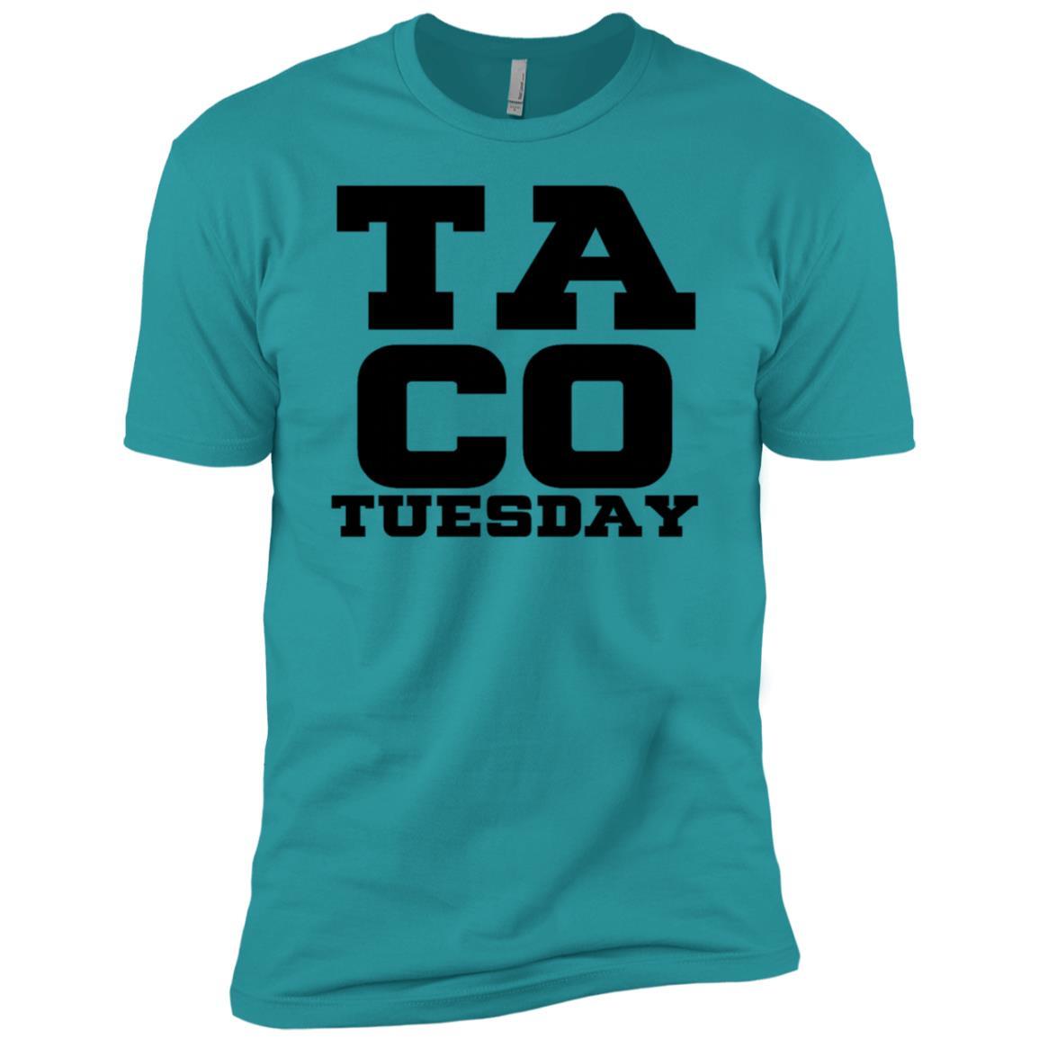 Taco Tuesday Men Short Sleeve T-Shirt