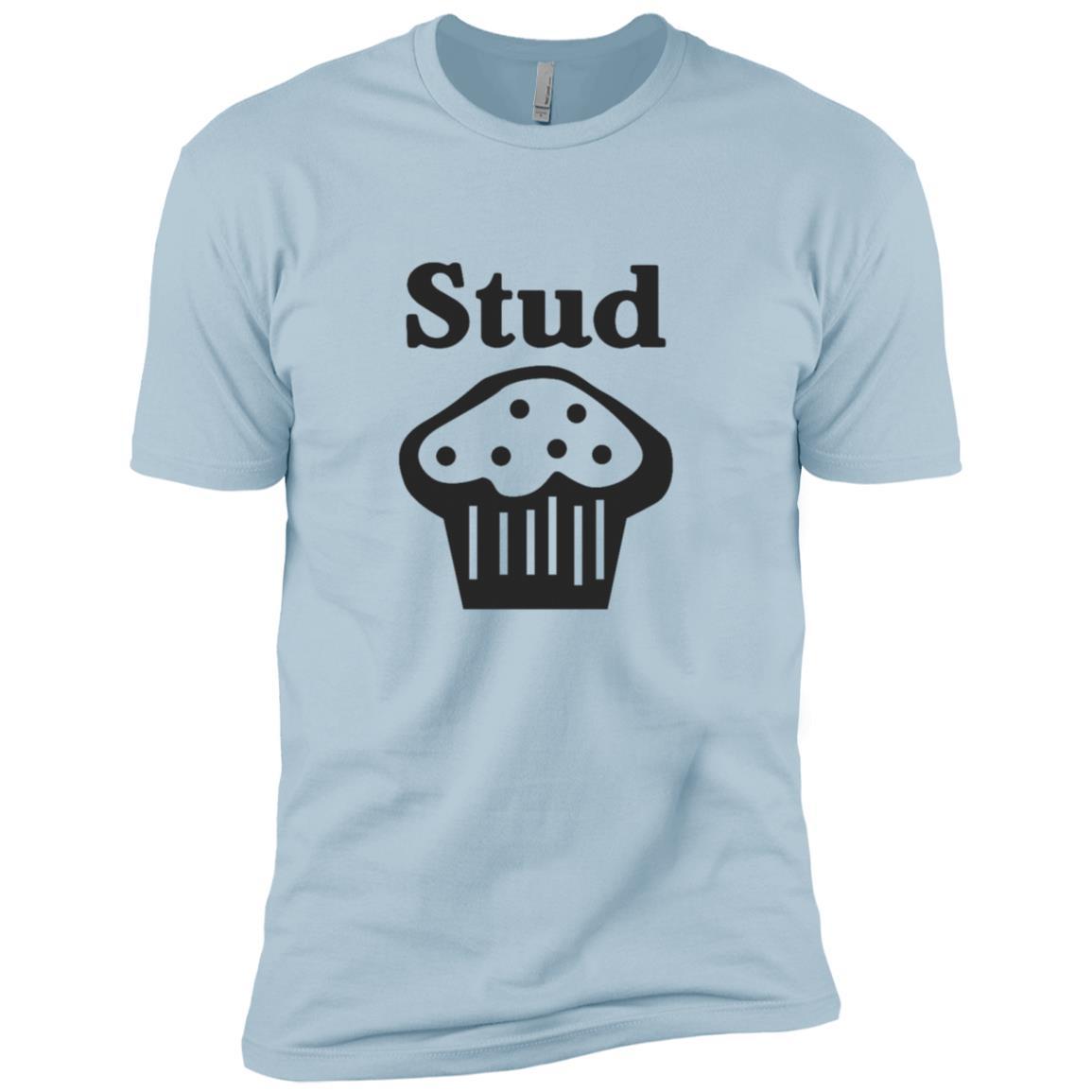 Funny Stud Muffin Baking Men Short Sleeve T-Shirt