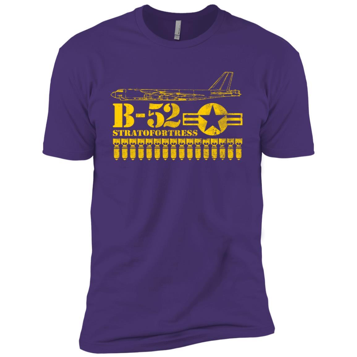 B-52 Stratofortress (distressed) Men Short Sleeve T-Shirt