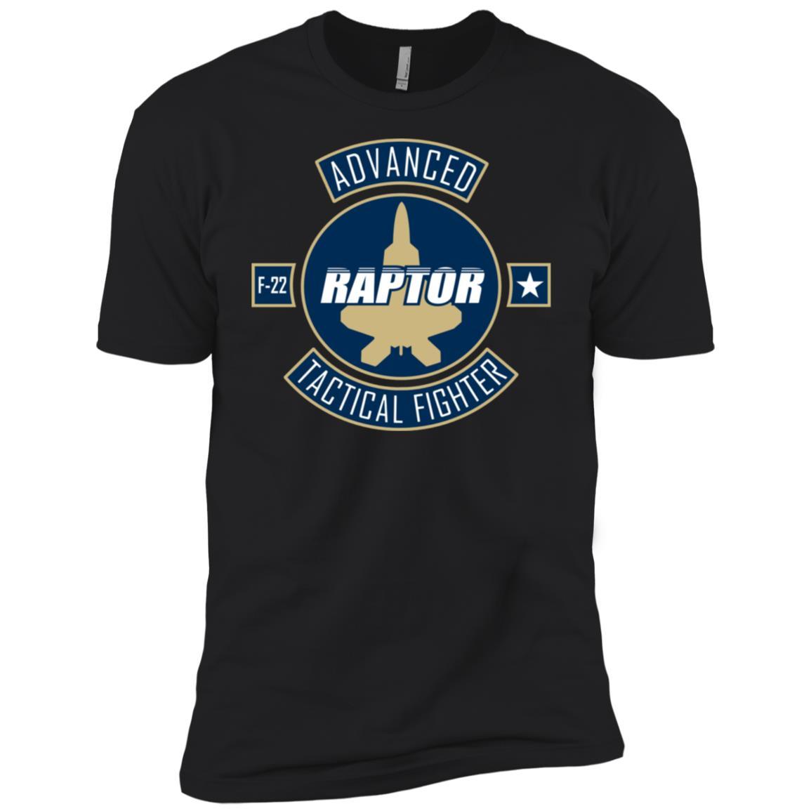 F-22 Raptor Men Short Sleeve T-Shirt