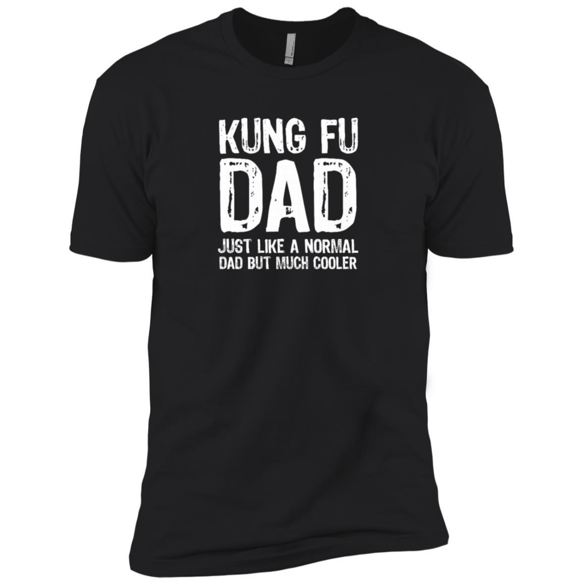 Kung Fu Dad But Much Cooler Hobbyist s Men Short Sleeve T-Shirt