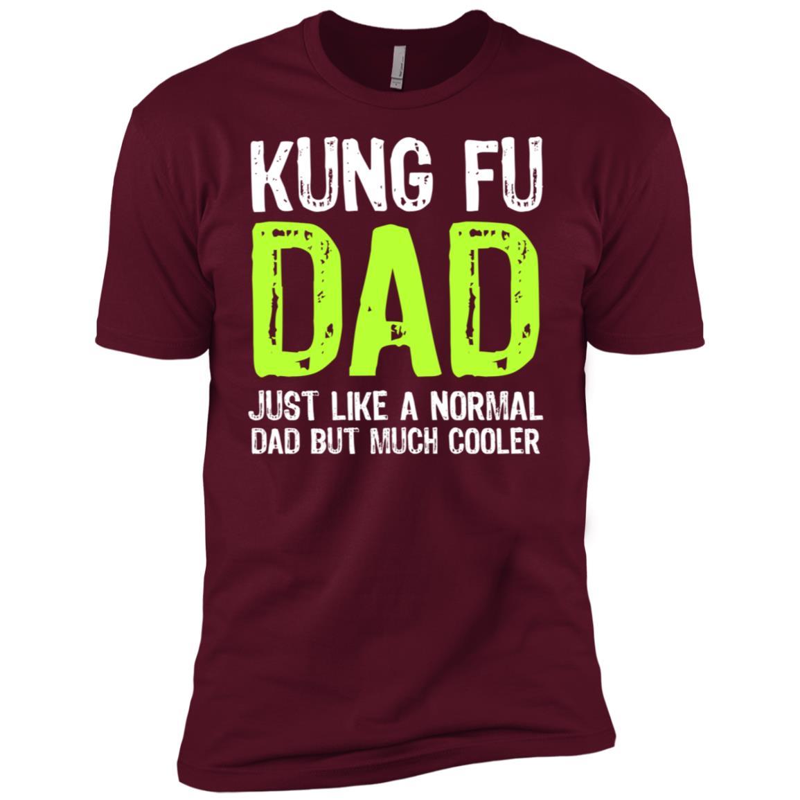 Kung Fu Dad But Much Cooler Hobbyist s-1 Men Short Sleeve T-Shirt
