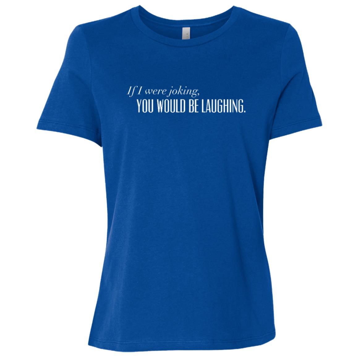 Back Print Funny Sarcasm s Tee Sarcastic Saying-1 Women Short Sleeve T-Shirt