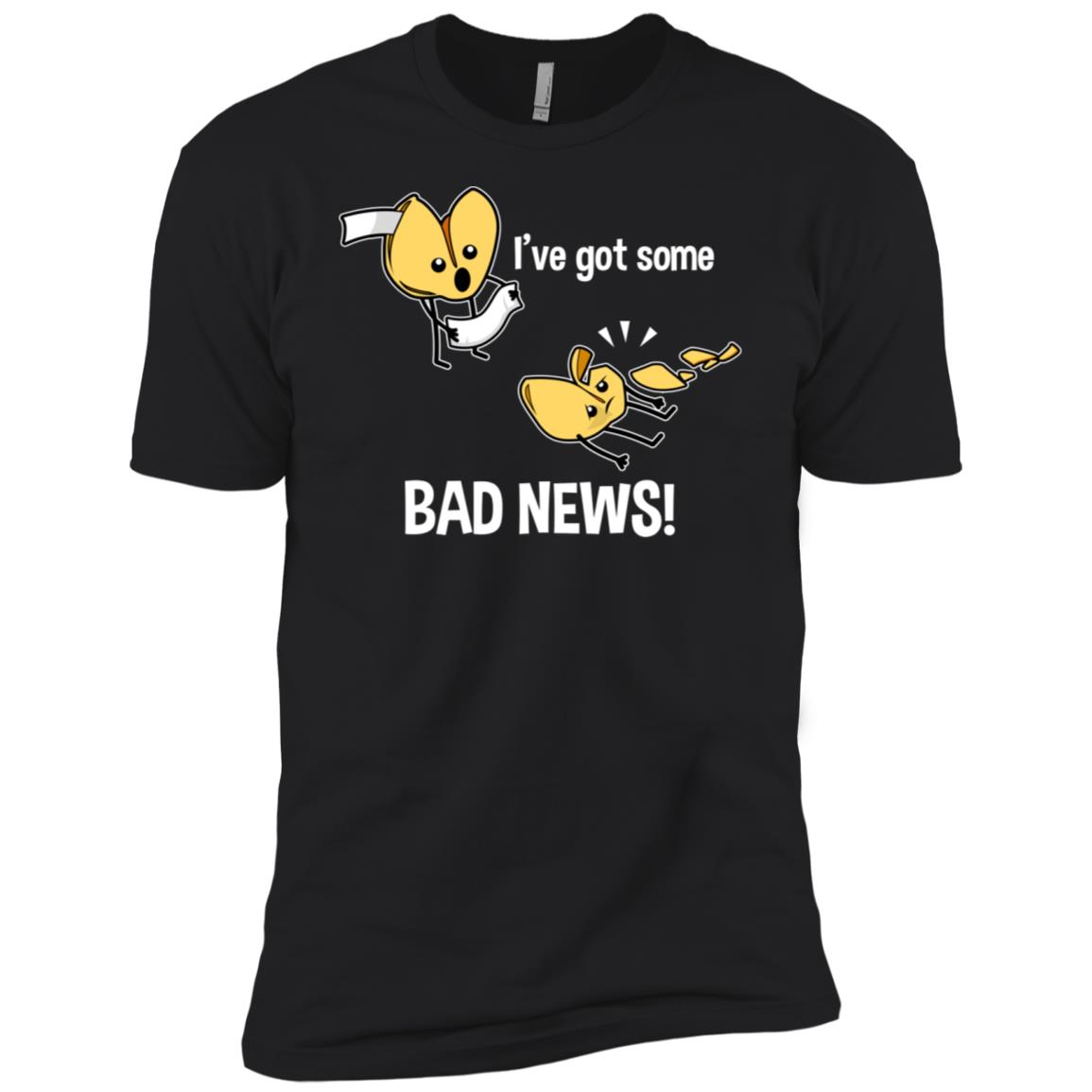 Fortune Cookies Aren't Always Good, Sometimes They Are Bad Men Short Sleeve T-Shirt