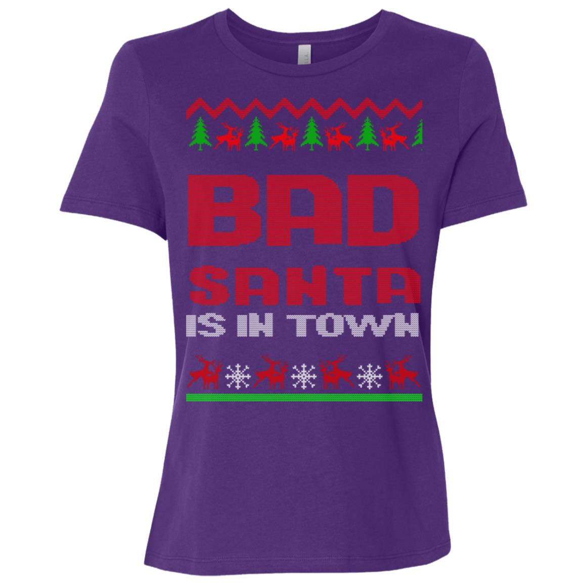 Bad anta Is In Town Clo Sweater Women Short Sleeve T-Shirt