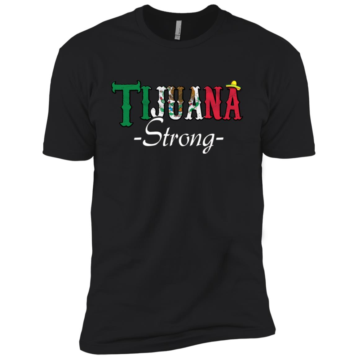 Make Tijuana Mexico Great Again Funny Gift Idea s-5 Men Short Sleeve T-Shirt