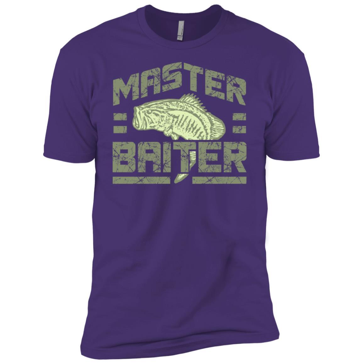 Funny Fishing Great Fisher Lover Gift Wear-4 Men Short Sleeve T-Shirt
