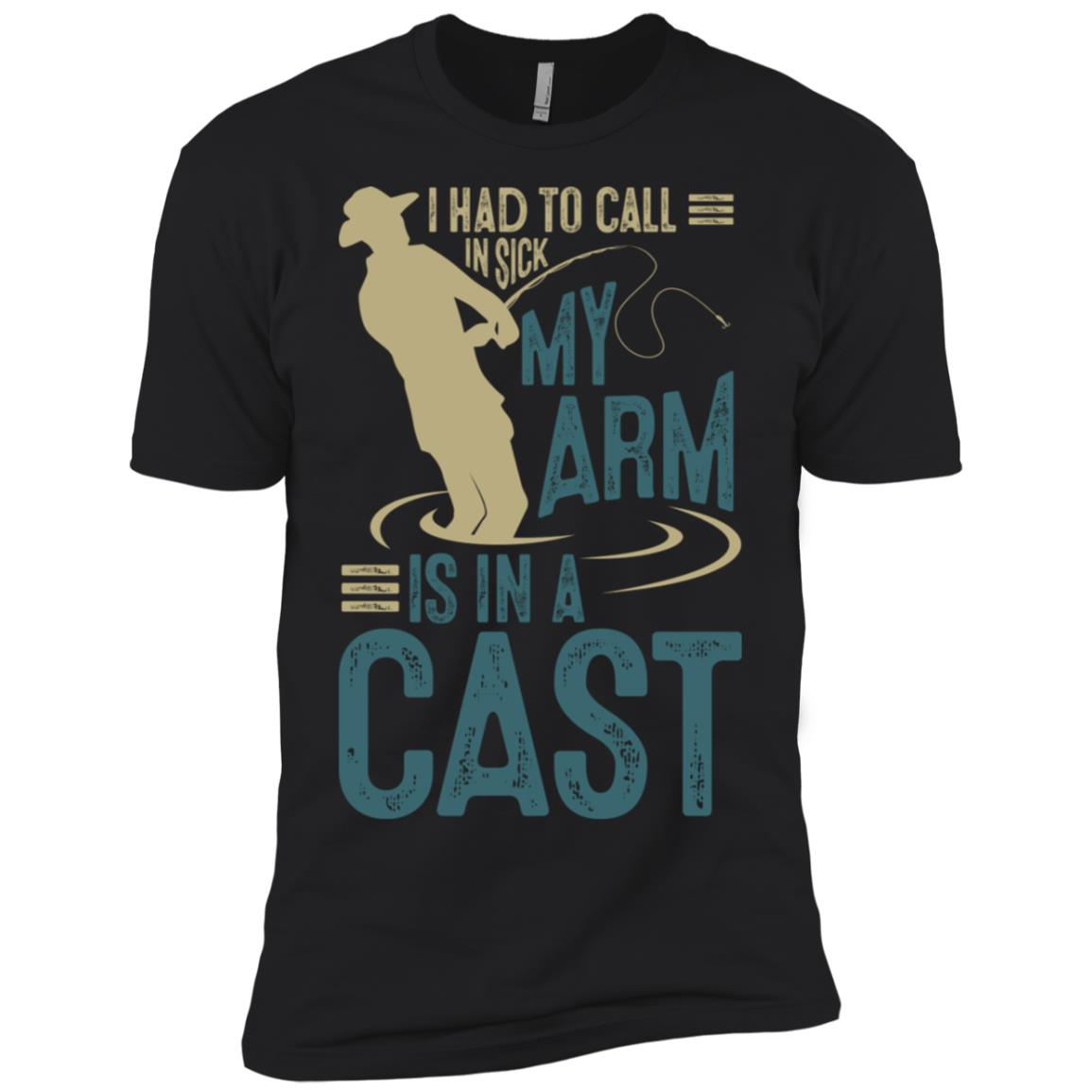 Funny Fishing Great Fisher Lover Gift Wear-1 Men Short Sleeve T-Shirt