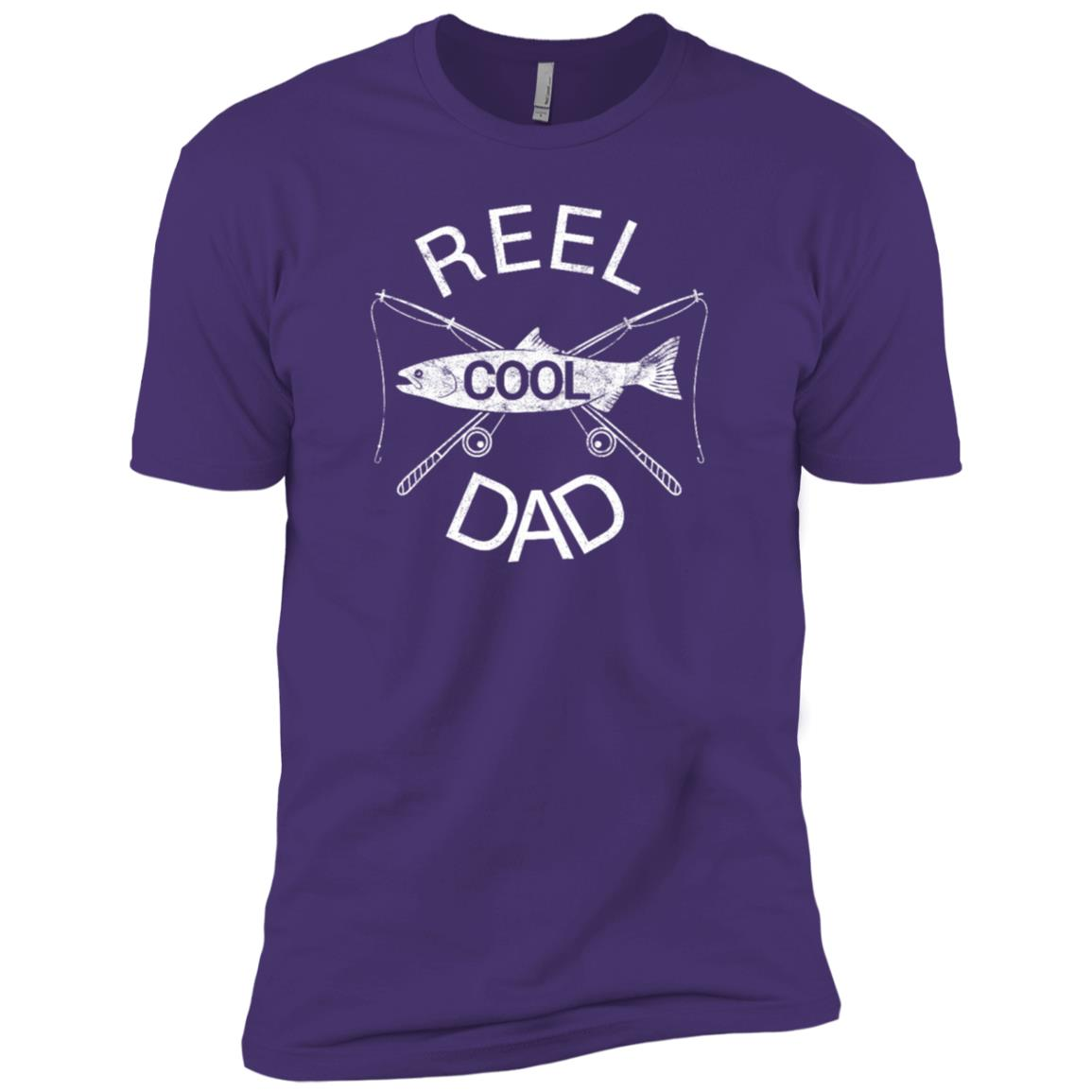 Funny Fisherman Fishing Dad Father's Day Daddy Gift Men Short Sleeve T-Shirt