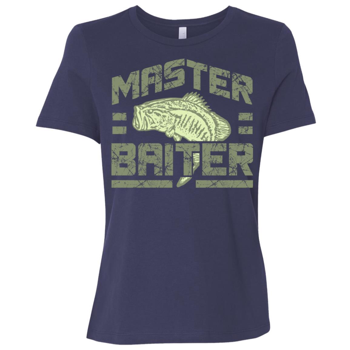 Funny Fishing Great Fisher Lover Gift Wear-4 Women Short Sleeve T-Shirt