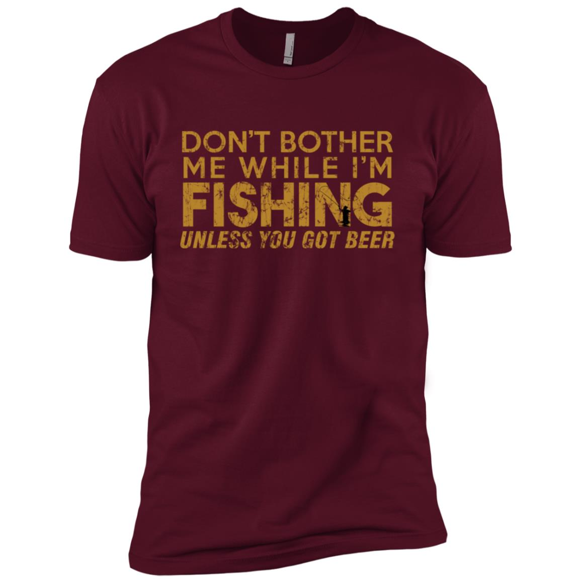 Fishing Funny Sarcasm Quotes Joke Hobbies Humor-2 Men Short Sleeve T-Shirt