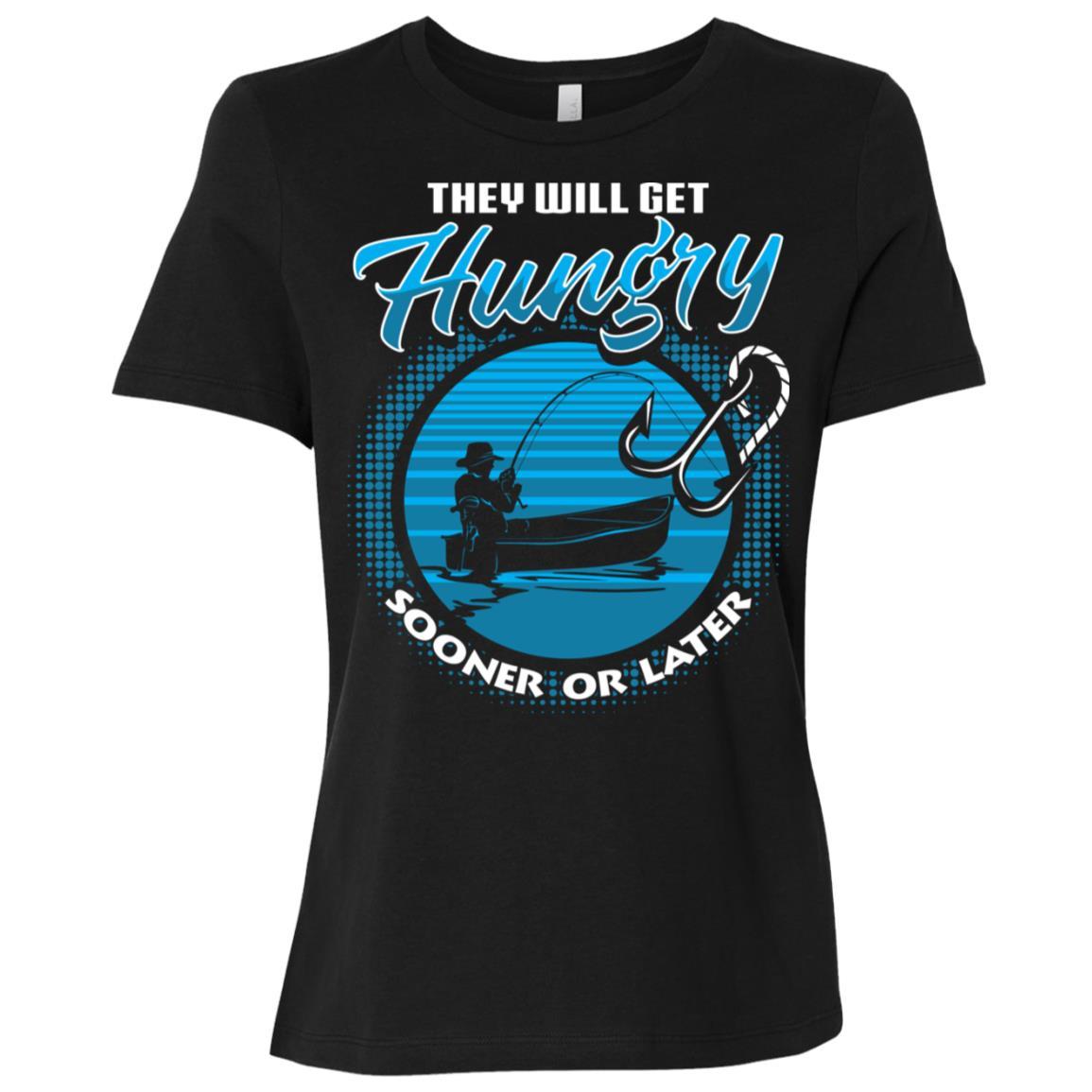 Funny Fishings for Men Women Kids Fisherman Women Short Sleeve T-Shirt